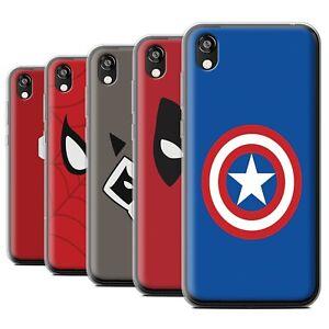 Gel-TPU-Case-for-Huawei-Honor-8S-Y5-2019-Super-Hero-Comic-Art