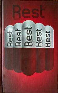 REST BY MARK POWERS NYCC EXCLUSIVE  ULTIMATE-SIGNED HARDCOVER EDITION TOP COW