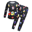 Kids Boys Among Us Sleeping Clothes Two-Piece Suit Funny Cool Gift Christmas Set