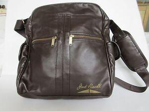 1a4acd730f5 JACK PURCELL Shoulder Bag Carry on School Shoulder CONVERSE Vintage ...