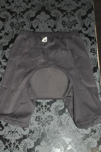 Bicicleta Muddyfox bici bike pantalones shorts con tapicería gris tamaño M o xl L