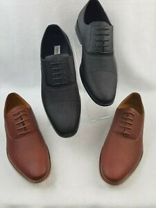 Ferro Aldo Men/'s Dress Shoes Cap Toe Lace-Up Modern Oxford MFA-19515L