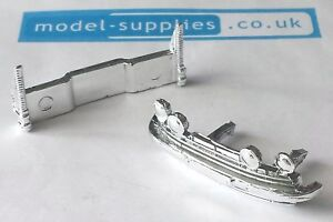 Spot On Tri-ang 157 Rover 3 Litre Reproduction Repro Chrome Front Grille Bumper