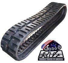 One Rubber Track For Takeuchi Tl12 Tl150 Tl250 450x100x50 C Lug Tread