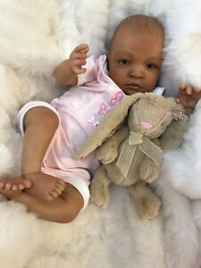 f61888c01 CHERISH DOLLS REBORN BABY DOLL GIRL SHYANN 20