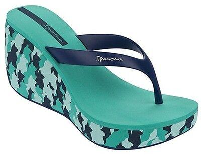 IPANEMA LIP THONG scarpe infradito sandali donna ciabatte zoccoli zeppa mare