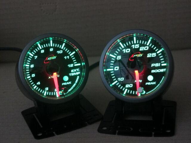 -=Turbo boost gauge=- Suit RG Colorado 2012 2013 2014 (Boost only RHS)