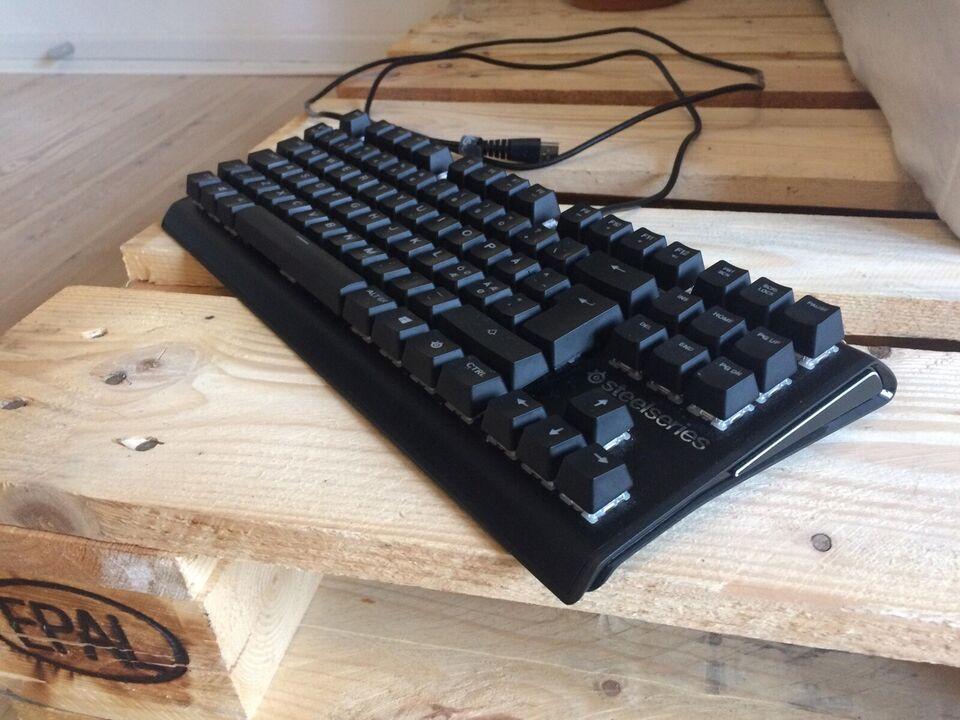 Tastatur, Steelseries, Apex m750 tkl