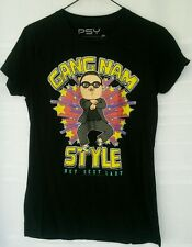 PSY Juniors L Gangnam Style Tee Shirt