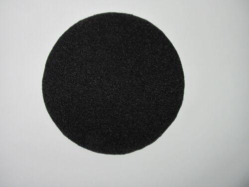 K 240 M K 271S schwarz Akustikstoff-Einlagen für K 240S 1 Paar AKG