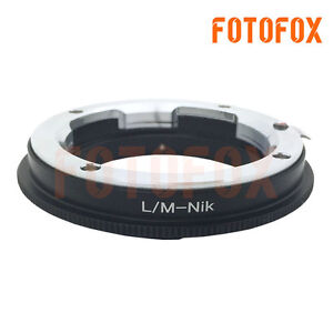 LM-AI-Adapter-Ring-for-Leica-M-Mount-Lens-to-Nikon-F-Camera-D90-D5300-D7000-D4S