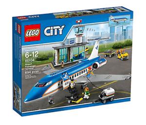 LEGO-60104-City-Airport-Passenger-Terminal-BRAND-NEW