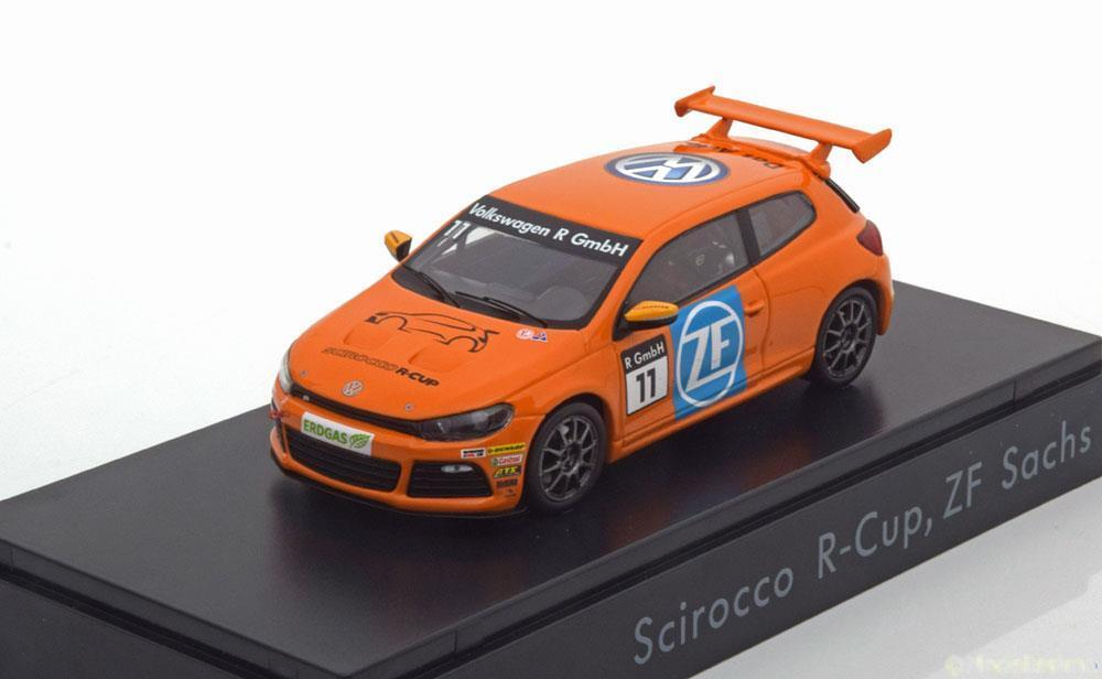 VW III SCIROCCO-R  11 R-CUP ZE SACHS 2012 SPARK 1K8.099.300M.LUV 1 43 Orange