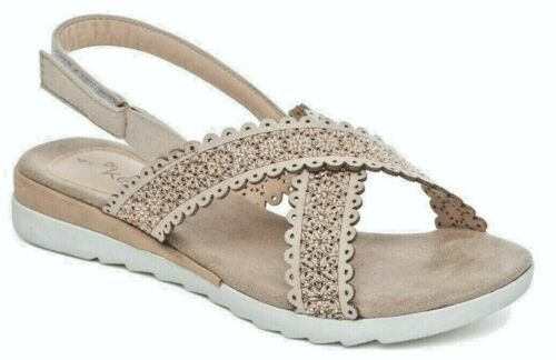 Dr Keller Ladies Womens Sandals Strappy Summer Beach Holiday QUALITY Shoe UK 4-8