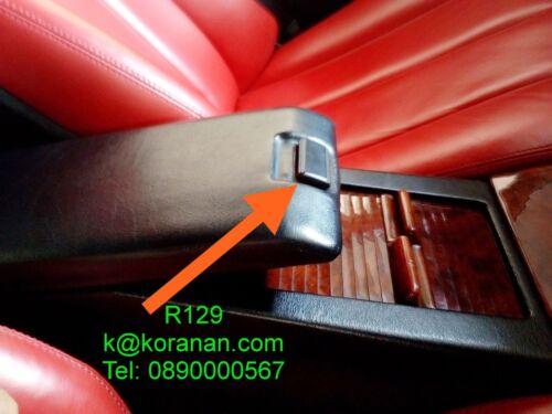 Mercedes Benz SL R129 Arm Rest Lock Pin Seat Console for SL500 SL280 SL320 SL600