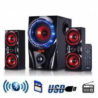 Befree Sound Bfs-99x2.1 Channel Surroundbluetoothhome Theater Speaker System