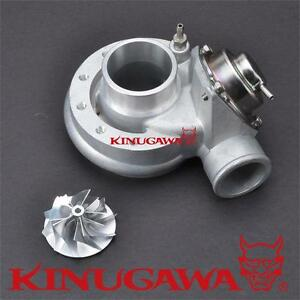 Details about Turbo Upgrade Billet Compressor Kit Mitsubishi TD04 TD04H  TD04HL 20T w/ Blow Off