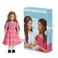 American Girl Book Marie Grace & Cecile Boxed Set & Mini Doll (marie-grace)