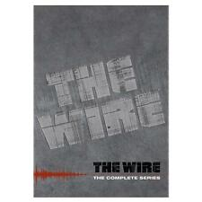 The Wire - (2011) The Complete Series 23-Disc DVD New Release  NEW