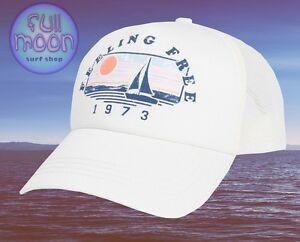 New-Billabong-Sea-is-Free-Womens-Trucker-Snapback-Cap-Hat