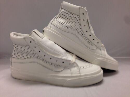 Vans da De hi Perf blanc Bl Cutout'' De Perf uomo Square Slim square blanc Bl Scarpe di sk8 qtfxadFUwF