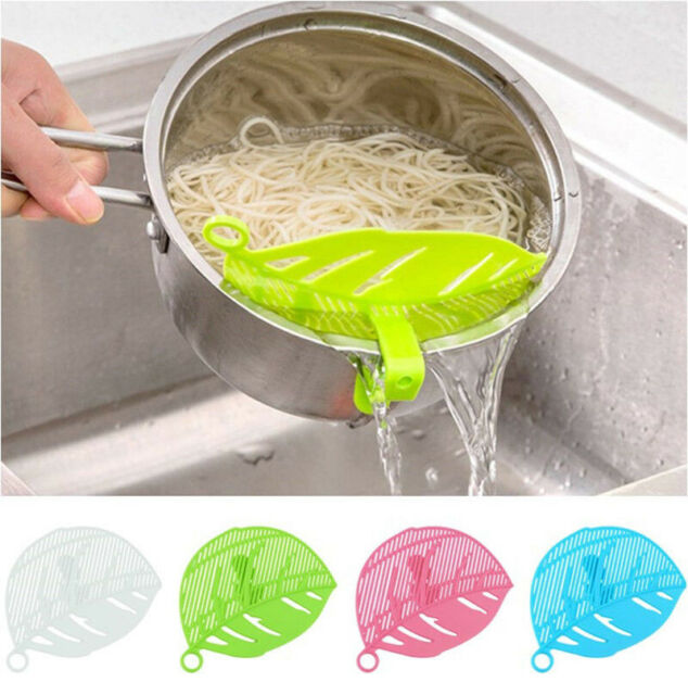 Practial Cute Plastic Kitchen Rice Beans Washing Cleaning Kitchen Gadget Tool