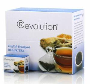 Revolution English Breakfast Black Tea, 2.33 Ounce - 4 per case.