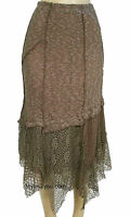 Victorian Pretty Angel Vintage Clothing Farah Vintage Skirt In Ecru 27676