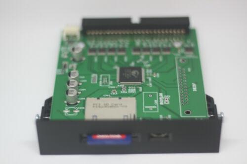 "SCSI2SD v5.1 bundle with black 3.5/"" bracket//faceplate /& 16GB Kingston SD card"