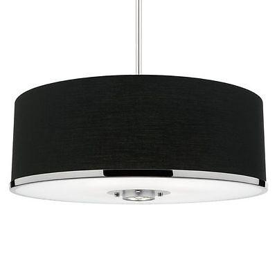 NEW Cougar Lighting Radisson Pendant Light in Black, White