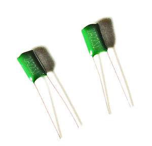 2 Polyester Film 0.22uf Capacitors For Electric Guitar Tone ...
