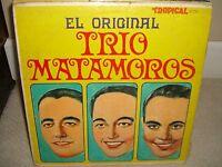 Trio Matamoros - El Original - Rare LP in Good Conditions - L4