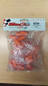 BIKE-IT-earfoam25-Paquete-de-25-tapones-para-los-oidos-MOTO-spark-plug-Espumas-T