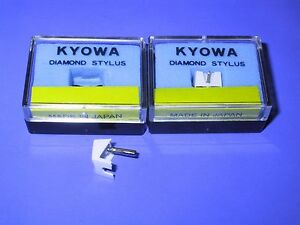 2x-DJ-STYLUS-FITS-STANTON-500-A-500AL-500E-N500-TECHNICS-Turntable-Part