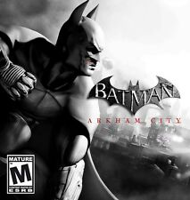 BATMAN: ARKHAM CITY GAME OF THE YEAR EDITION GOTY - Steam key chiave PC - ROW