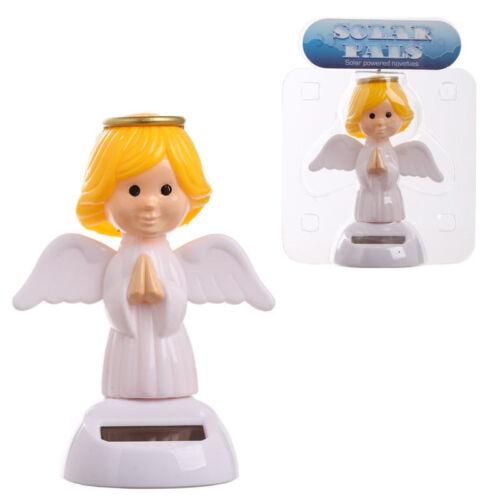 1 x Dancing Angel Energie Solaire Mobile Décoration de Noël cadeau de nouveauté 57//9765