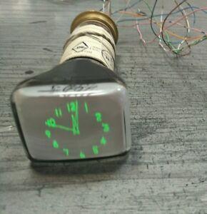 6LO1I-RARE-CRT-vintage-oscilloscope-cathode-ray-tube-clock-USED