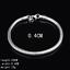 Women-925-Silver-Plated-Beads-Charm-Pendant-Bangle-Chain-Bracelet-Wristband-Gift thumbnail 38