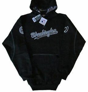 premium selection e7d79 d745b Details about Washington Nationals Majestic Camouflage Pullover Hoodie Big  & Tall Sizes NWT