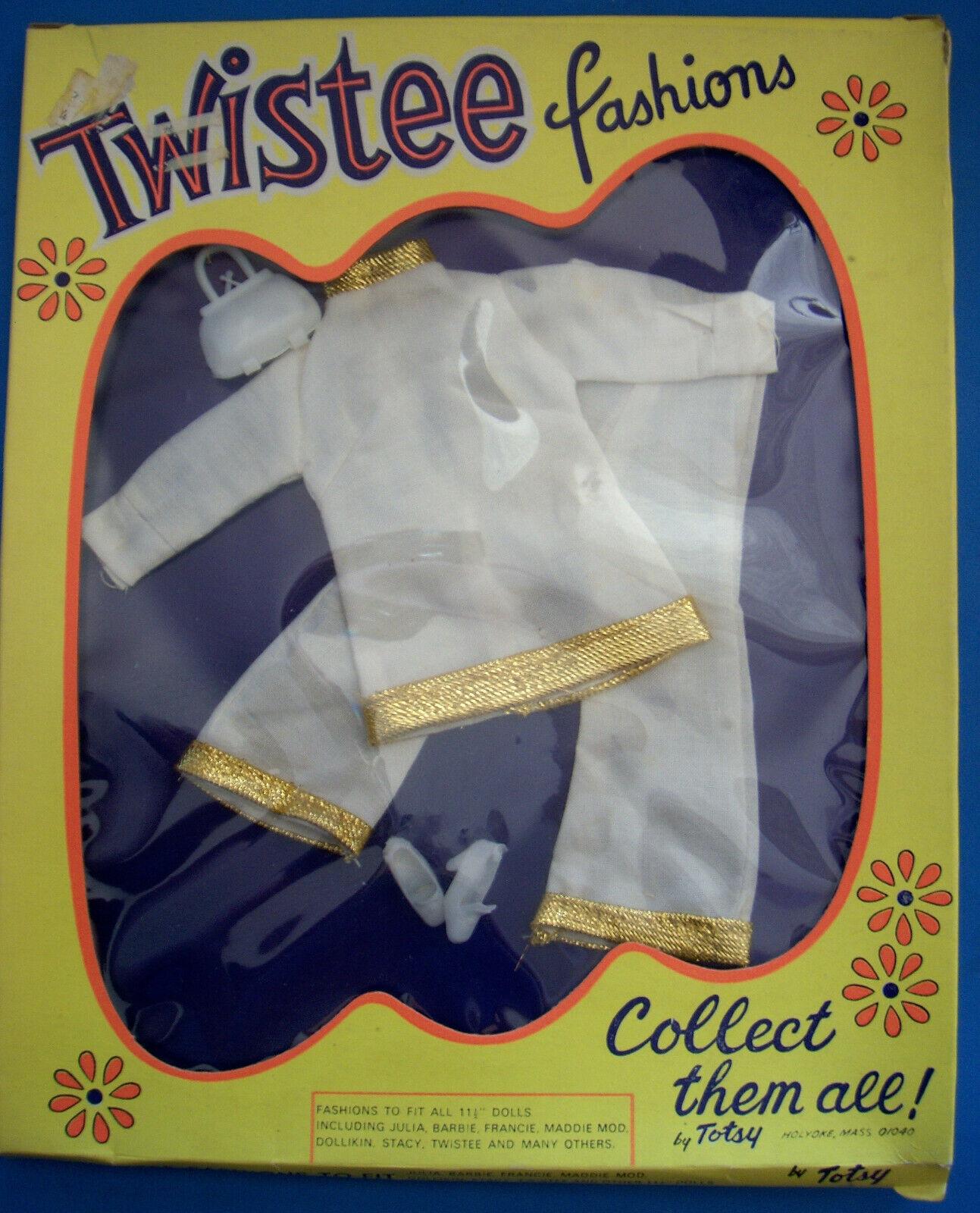 Nrfp Vintage Totsy Twistee modas per 11  1.3cm Bambola Barbie Julia bambolaikin  vendita online sconto prezzo basso