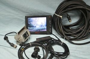 Safety Vision SV-625B Rear Backup Color Camera w/ Microphone & Monitor Cable Kit