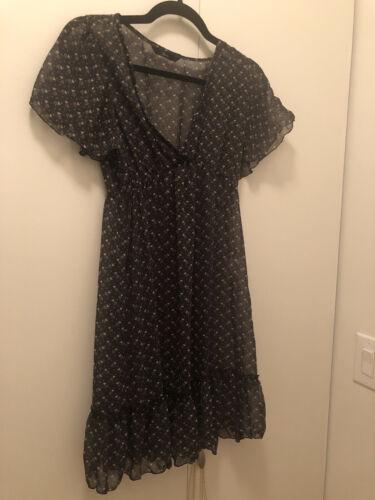 roem chiffon dress - image 1