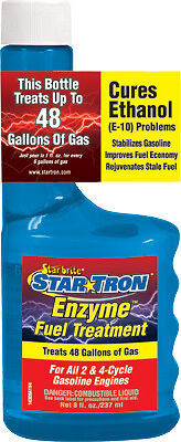 STAR BRITE ENZYME  FUEL TREATMENT 8OZ 48 P K W FLOOR DISPLAY 14649  a lot of concessions