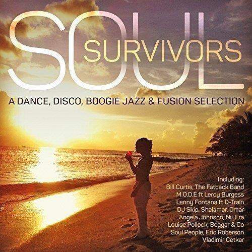 SOUL SURVIVORS NEW & SEALED DANCE DISCO BOOGIE JAZZ CD (EXPANSION) MODERN SOUL