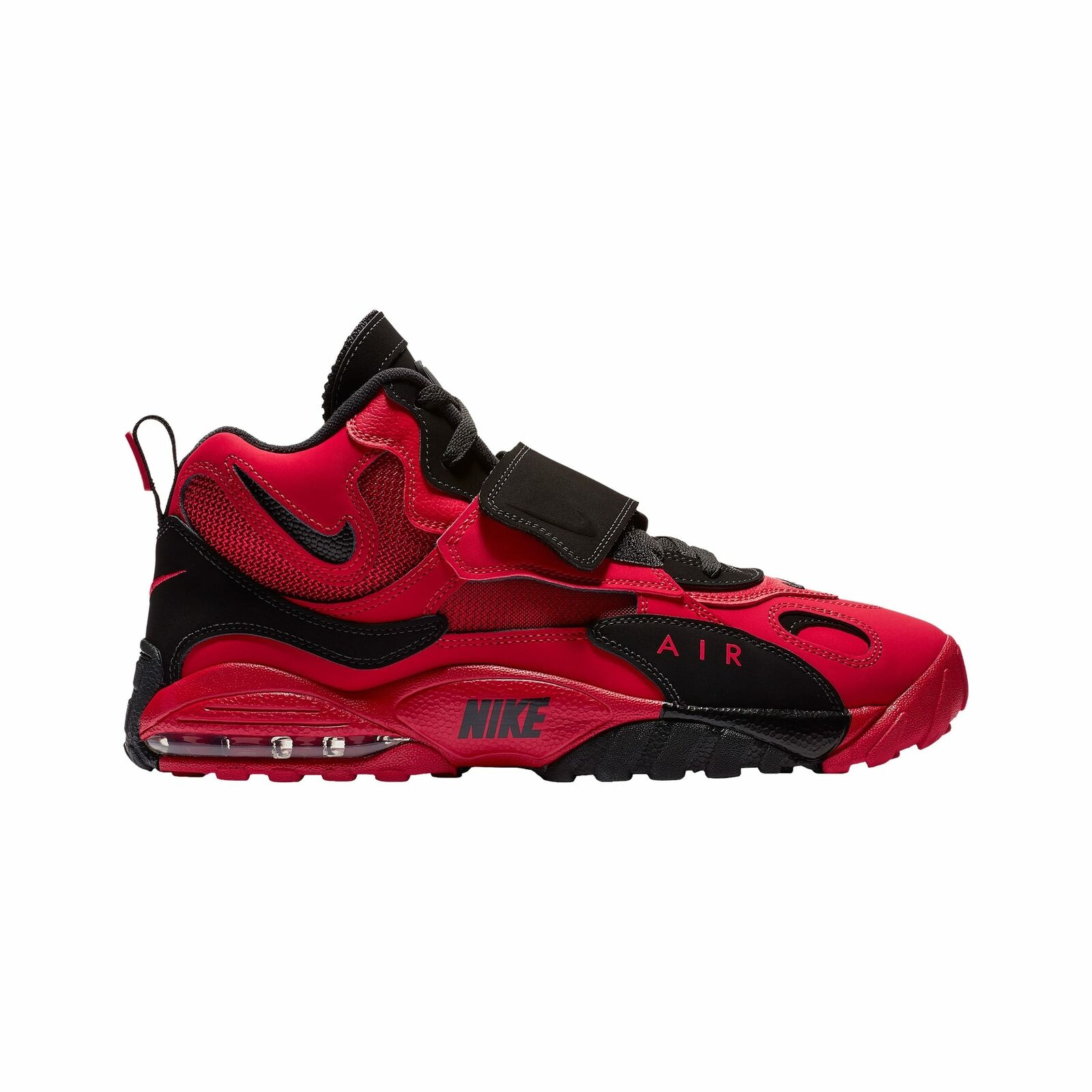 a28d380692 Nike Air Speed Turf Men's Red Black V7895600 Max - nyzbjg10288 ...