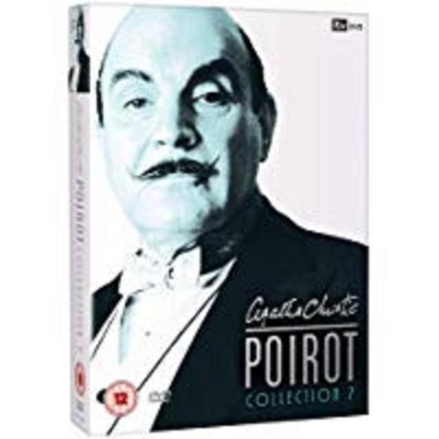 Agatha Christie's Poirot Cat Among The Pigeons DVD David Suchet UK Rele NEW R2