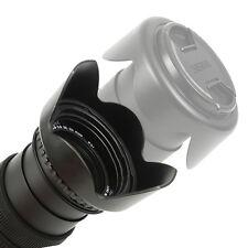 Bajonett Gegenlichtblende Sonnenblende reversible Lens Hood 52 mm