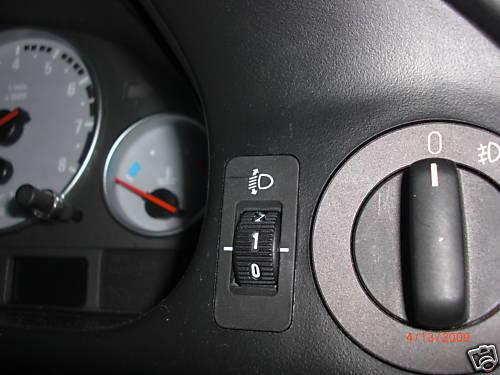 BMW E39 HEADLIGHT AIM switch M5 540i 530i 528i 525i 523i 535i 540iT 528iT 525iT