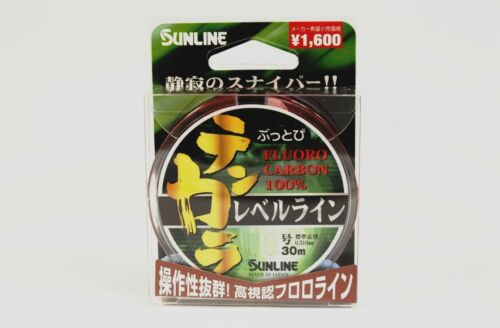 Sunline Buttori Tenkara Level line Made in Japan