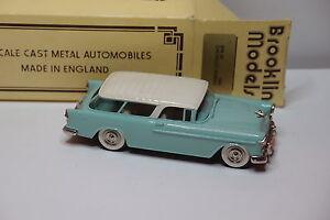 Brooklin Brk 26 Chevrolet Nomad 1955 1/43
